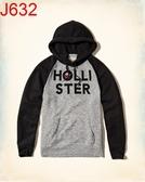 HCO Hollister Co. 男 當季最新現貨 帽T外套 Hco. J632