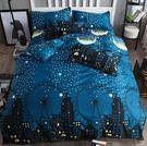 韓式1.8米床上用品保暖2.0被套四件套...