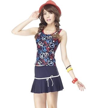 【南紡購物中心】【BICH LOAN】泡湯三件式泳裝附泳帽13006503