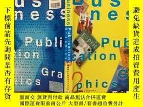 二手書博民逛書店Business罕見Publication Graphics 2