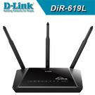 【免運費】D-Link 友訊 DiR-619L mydlink 802.11n無線寬頻路由器