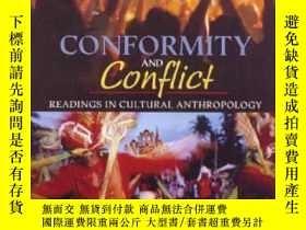 二手書博民逛書店Conformity罕見And Conflict-從眾與沖突Y443421 James & Sprad
