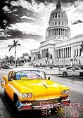 哈瓦那的出租車1000片 西班牙進口拼圖 成人拼圖【聚可愛】