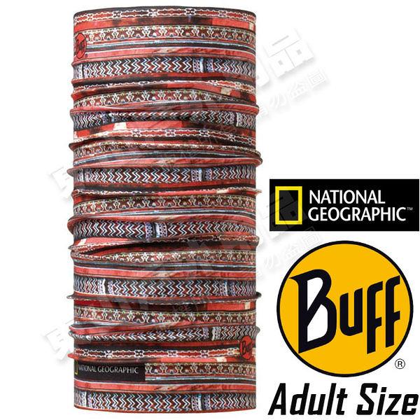 BUFF  Adult Original 107757 創意魔術頭巾國家地理授權系列