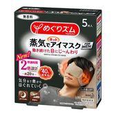 花王 日本製 男士蒸汽眼罩 (新款加長二倍時間) 1盒(5片)無香味