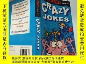 二手書博民逛書店crazy罕見jokes for cool kids 酷孩子的瘋狂 笑話Y200392