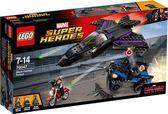 樂高積木 76047 超級英雄 美國隊長3 英雄內戰 ( LEGO Captain America 3 )
