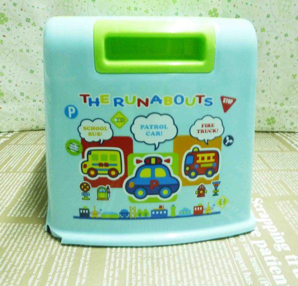 【震撼精品百貨】The Runabouts_RB工程車~浴室椅_湖水綠