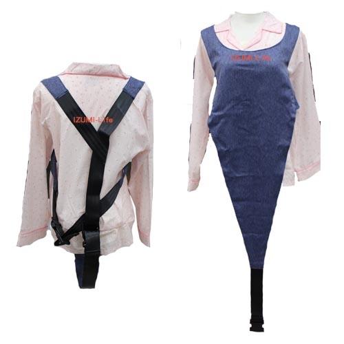 安全固定帶(全身) - 輪椅安全帶 / 約束帶 / 防下滑 / 坐姿輔助
