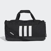 Adidas 3-STRIPES 黑色行李袋 GE1237