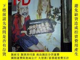 二手書博民逛書店I-D罕見MAGAZINE JUNE JULY 2009Y180897