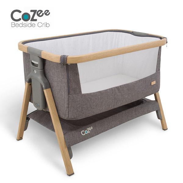英國CoZee秒收嬰兒床/床邊床/親子床(贈蚊帳)