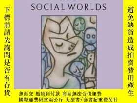 二手書博民逛書店Inner罕見Lives And Social WorldsY364682 Holstein, James A