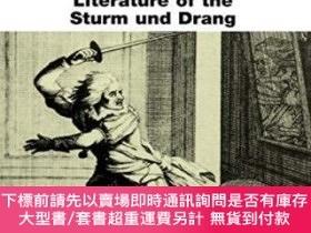 二手書博民逛書店Literature罕見Of The Sturm Und DrangY255174 Hill, David (