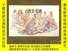 二手書博民逛書店【罕見】1991年 An Exhibition of Drawi