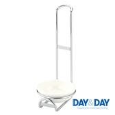 DAY&DAY 桌上型餐具架(附滴水盤)  砧板 瀝水 餐廚 不鏽鋼 收納 廚房收納