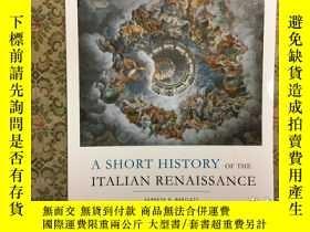 二手書博民逛書店A罕見Short History of the Italian