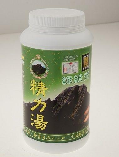 綠緣光 精力湯 600g/罐