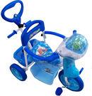 造型三輪車 (藍 / 粉)