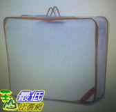 [COSCO代購]  W111405 CASA 雙人記憶釋壓床墊 150 x 186 x 5 公分