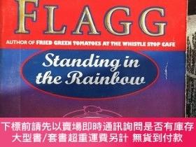 二手書博民逛書店外文原版:fannie罕見flagg standing in the rainlouY23363 fannie