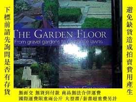 二手書博民逛書店the罕見garden floor nigel colborn