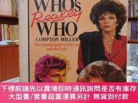 二手書博民逛書店Who`s罕見Really Who Compton MillerY19378 Sphere books 出