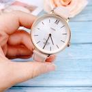 FOSSIL美國品牌KALYA簡約時尚小秒針腕錶ES4572公司貨