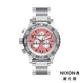 【官方旗艦店】NIXON 42-20 甜姐兒 珊瑚粉 潮人裝備 潮人態度 禮物首選
