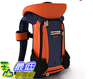[美國直購] Saddlebaby 親子共享 後背包 Shoulder Carrier pack model