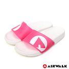 夏日戲水,Q彈果凍般的AB拖顯得晶瑩剔透,半透明鞋面呈現清涼感穿搭,全防水材質安心好清理