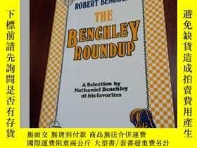 二手書博民逛書店The罕見Benchley Roundup: A Selecti