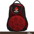 imitu【憤怒鳥 Angry Birds】足球硬殼造型護脊書背包(紅_AB6019)