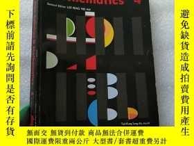 二手書博民逛書店New罕見Syllabus D Mathematics 4 英文