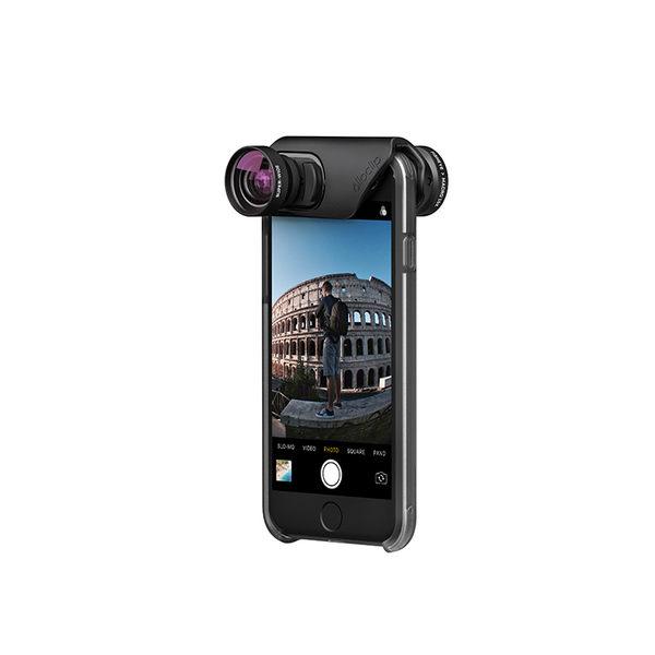 olloclip iPhone 7/ 7Plus 核心手機鏡頭-魚眼廣角微距