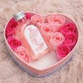 HEART心花朵朵玫瑰泡澡組-生活工場