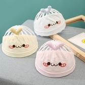 嬰兒氣門帽0-3-6個月薄款透氣夏季護鹵門囟門空頂帽男女寶寶帽子 歐韓流行館