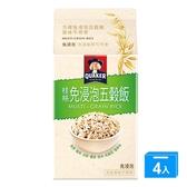 桂格免浸泡五穀飯1.8KGX4【愛買】
