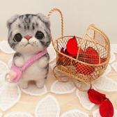 貓咪羊毛氈搓戳戳樂