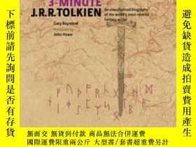 二手書博民逛書店3-minute罕見Jrr TolkienY364682 Gary Raymond Ivy Press 出版