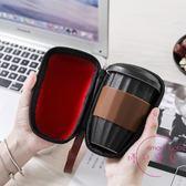 茶杯 黑陶泡茶杯過濾帶蓋辦公室家用陶瓷簡約茶水分離馬克杯子