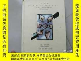 二手書博民逛書店16開硬精裝【THE罕見BUSINESS ENVIRONMENT