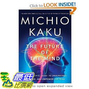 【103玉山網】 2014 美國銷書榜單 The Future of the Mind: The Scientific Quest to Understand $1154