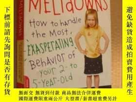 二手書博民逛書店I罕見BRAKE FOR MELTDOWNS:how to ha