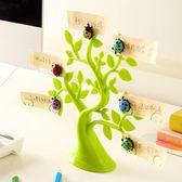 辦公室房間擺設裝飾品創意幸運樹小物品~