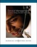 二手書《Service Management: Operations, Strategy, Information Technology (IE)<5版>》 R2Y ISBN:0071244409