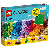 LEGO 樂高 Classic 經典系列 11717 積木底板創意盒 【鯊玩具Toy Shark】