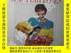 二手書博民逛書店Knitting罕見Masterpieces【12開精裝 英文原