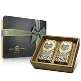 Nesti Dante 義大利手工皂-尊寵黑金淨化皂禮盒(250g×2入)★ZZshopping購物網★