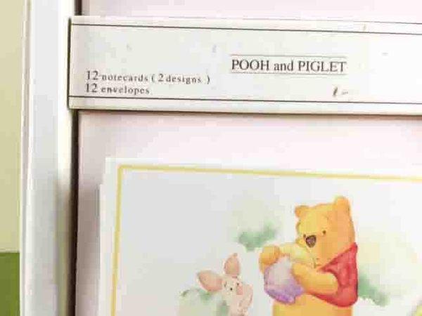 【震撼精品百貨】Winnie the Pooh 小熊維尼~信紙組